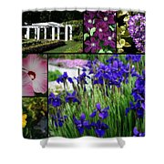Gardens Of Beauty Shower Curtain