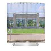 Garfield Park Conservatory Shower Curtain