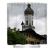 Garmisch Partenkirchen  Shower Curtain