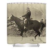 Garry Owen Shower Curtain