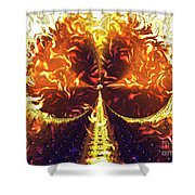 Gasoline Shower Curtain