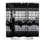 Gate A48 Shower Curtain