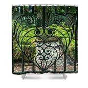 Gate Keeper Shower Curtain