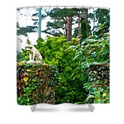 Gate Keepers Shower Curtain