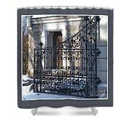 Gate To Cedar Hill Shower Curtain