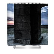 Gate To Heaven Shower Curtain