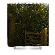 Gate To Nowhere Shower Curtain