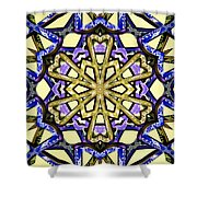 Gates Of Life Shower Curtain