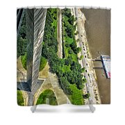 Gateway Arch St Louis 10 Shower Curtain