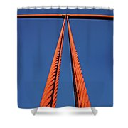 Gateway II Shower Curtain