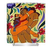 Gateway Of  Haven Shower Curtain
