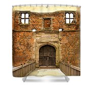 Gateway To History Shower Curtain