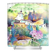Gatova Spain 02 Shower Curtain