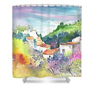 Gatova Spain 03 Shower Curtain