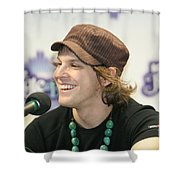Gavin Degraw Shower Curtain