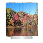 Gay City Hdr 6 Shower Curtain