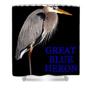 Gbh Bird Educational Work A Shower Curtain