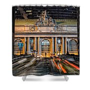 Gct From Park Ave Shower Curtain