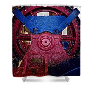 Gears Of Change Shower Curtain