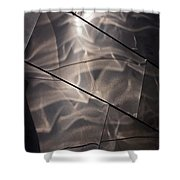 Gehry Magic Shower Curtain