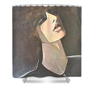 Gemini Revisited Shower Curtain