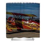 Gene Soucy Shower Curtain