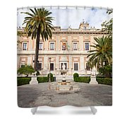 General Archive Of The Indies In Seville Shower Curtain