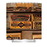 General Store 2 Shower Curtain