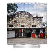 General Store In Independence Texas Shower Curtain