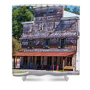 general store N Florida Shower Curtain
