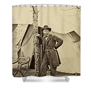 General Ulysses S. Grant Shower Curtain