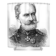 General Zach, 1876 Shower Curtain
