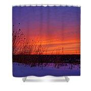Genesis Dawn Shower Curtain