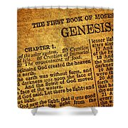 Genesis Shower Curtain