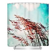 Gentle Breeze 2 Shower Curtain