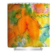 Gentle Doves Shower Curtain