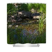 Gentle Flow Shower Curtain