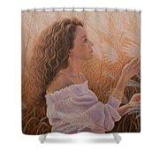 Gentle On My Mind Shower Curtain