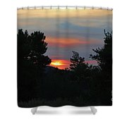 Gentle Sunrise... Shower Curtain