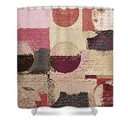 Geomix 01 - C19a2sp5ct1a Shower Curtain