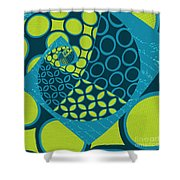 Geomix 14 - Sp01 Shower Curtain