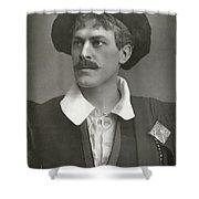 George Alexander (1858-1918) Shower Curtain