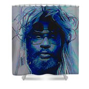 George Clinton Shower Curtain