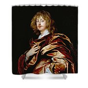 George Digby Shower Curtain