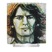 George Harrison 01 Shower Curtain