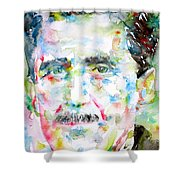 George Orwell Shower Curtain