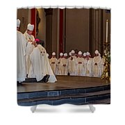 George Thomas 1 Shower Curtain