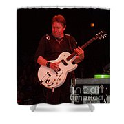 George Thorogood Performing Shower Curtain