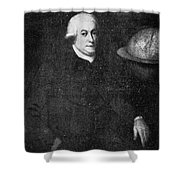 George Vancouver (1757-1798) Shower Curtain