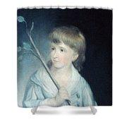 George W Shower Curtain